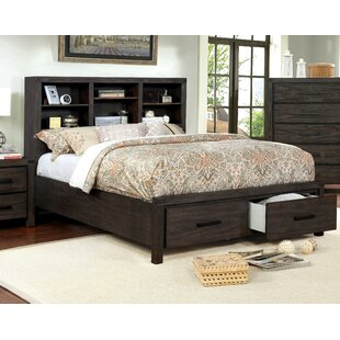 Great choice Rhoda Storage Platform Bed by Canora Grey Reviews (2019) & Buyer's Guide