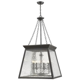 Charlton Home Flitwick 8-Light Lantern Chandelier