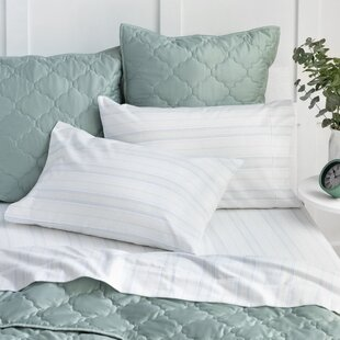 16 Striped Sheets Pillowcases You Ll Love In 2021 Wayfair