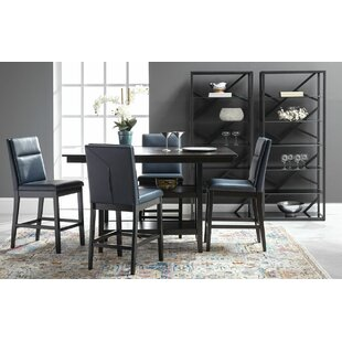 Lawing 5 Piece Counter Height Pub Table Set Latitude Run