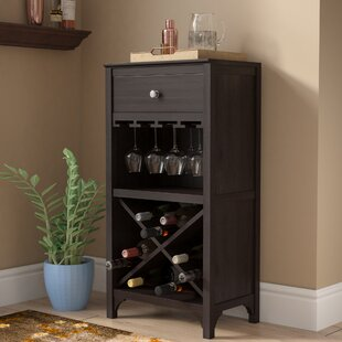 Shanley 20 Bottle Floor Wine Rack by Winston Porter Cheap