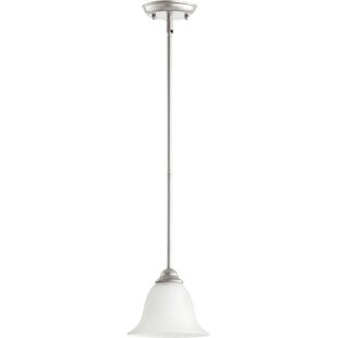 Quorum Celesta 1-Light Cone Pendant