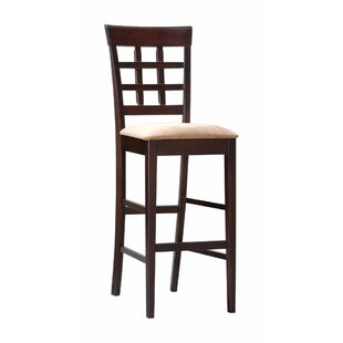 Quintal 31 Bar Stool (Set of 2) Charlton Home