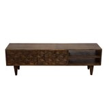Purtell Solid Wood TV Stand for TVs up to 65 by Brayden Studio®