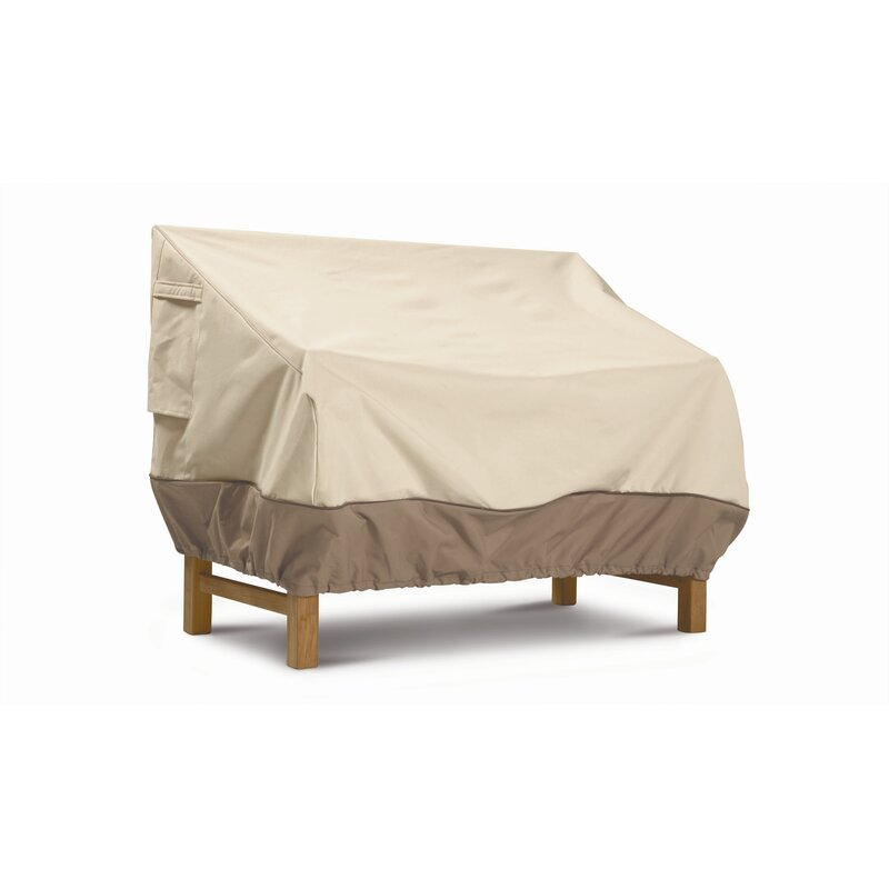Freeport Park Donahue Water Resistant Patio Sofa Cover With 3 Years Reviews Wayfair