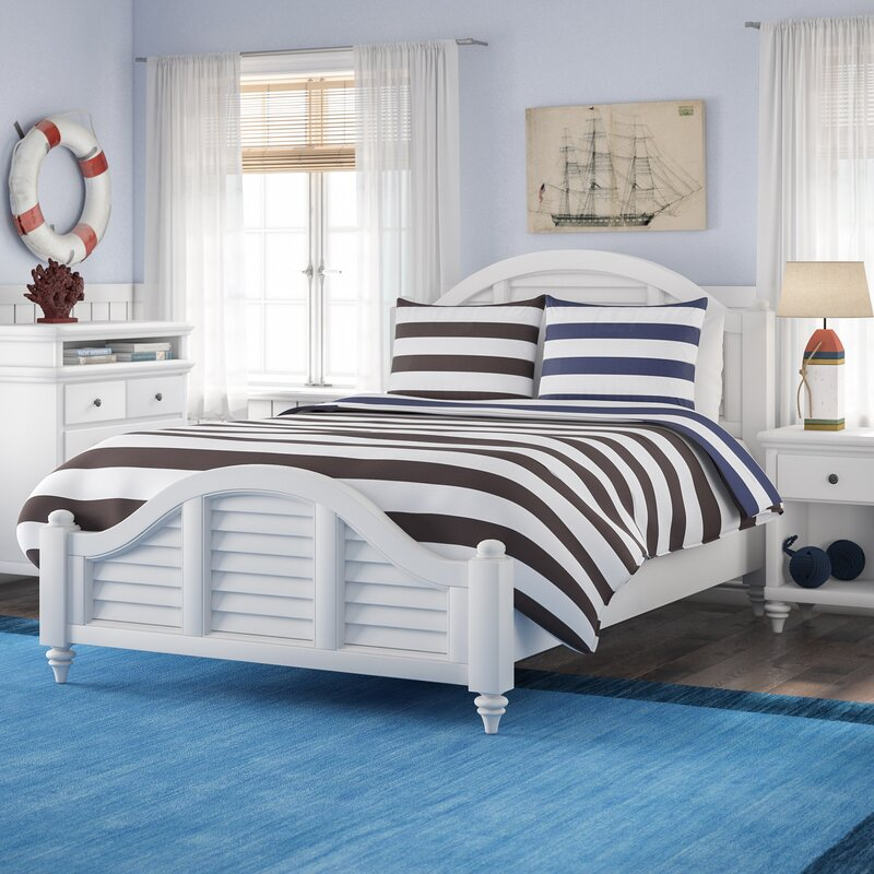 Great Harrison Platform 3 Piece Bedroom Set