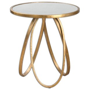 Reviews Montrez End Table by Uttermost