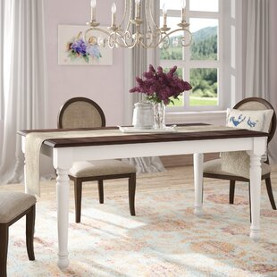 Fleurance Dining Table by August Grove Spacial Price