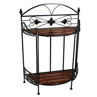 ESSENTIAL DÉCOR & BEYOND, INC Baker's Rack