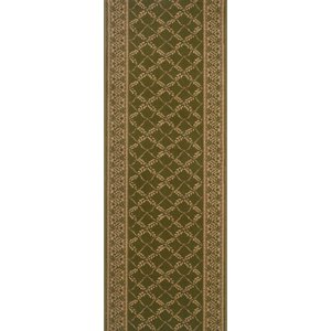 Sangrur Green Area Rug