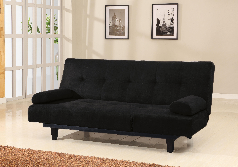 - Winston Porter Propst Microfiber Convertible Sleeper Sofa Wayfair