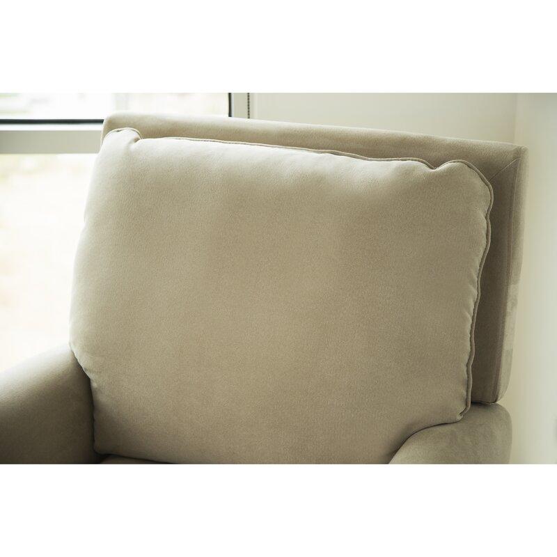 Tremendous Barnwell Swivel Glider And Ottoman Lamtechconsult Wood Chair Design Ideas Lamtechconsultcom
