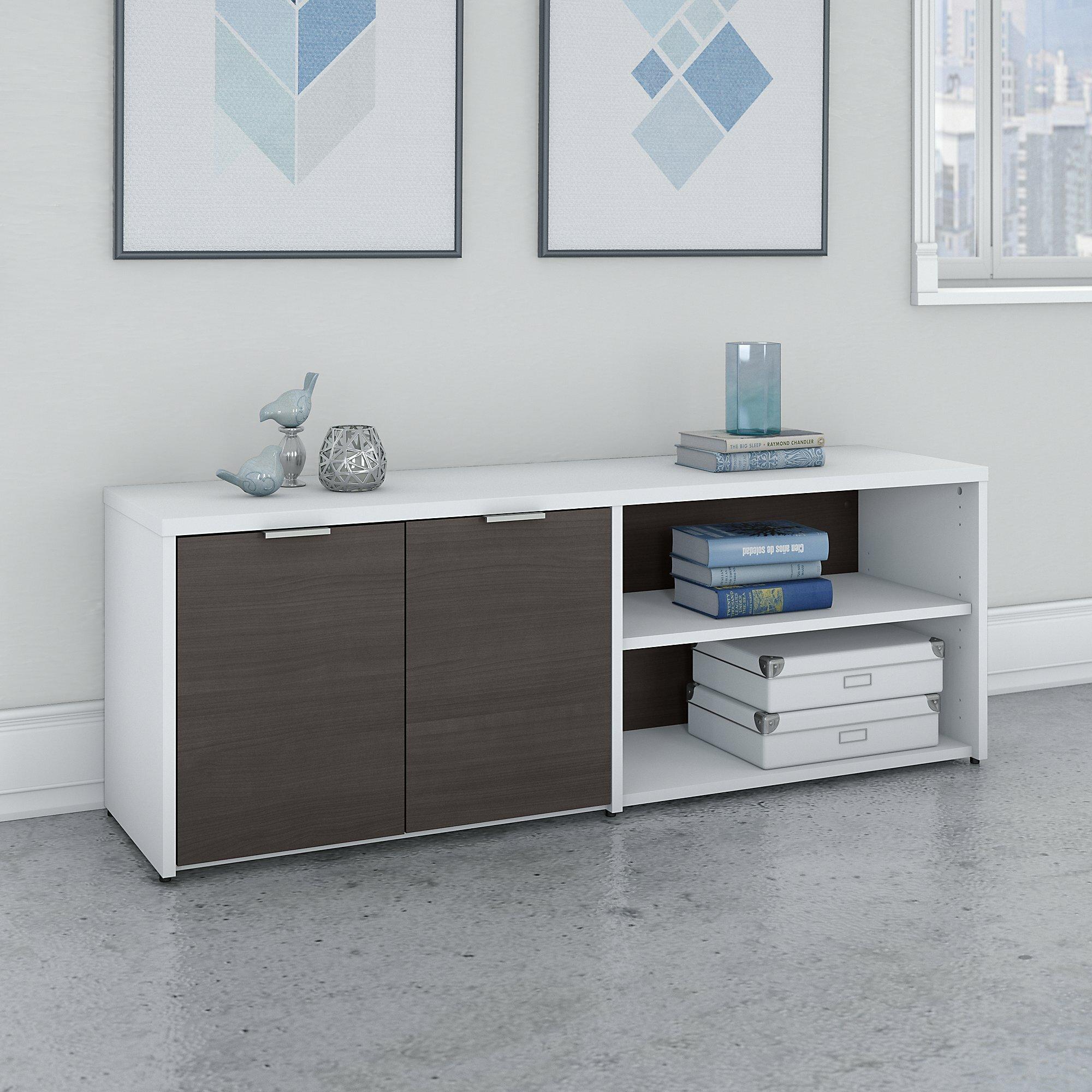 Furniture Jamestown Low Storage Cabinet