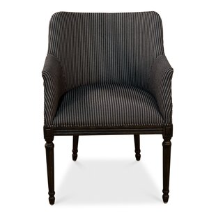Sue Stripe Upholstered Dining Chair by Sa..