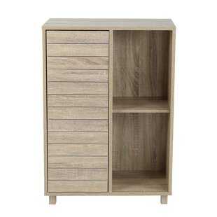 Contreras 60 X 83cm Free-Standing Cabinet By Alpen Home