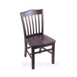 Solid Wood Dining Chair by Holland Bar Stool