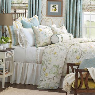 Eastern Accents Magnolia Duvet Cover Set