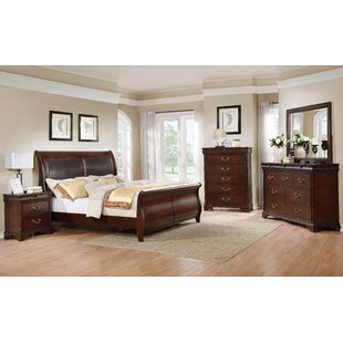 Fenwick Landing Panel Configurable Bedroom Set by Darby Home Co