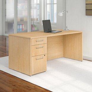 Best Reviews 300 Series Computer Desk by Bush Business Furniture