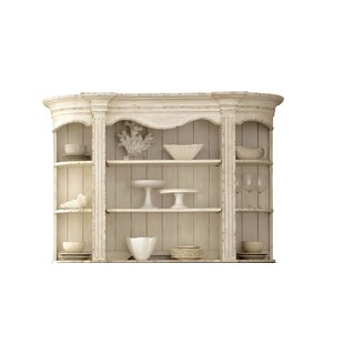 Lark Manor Quevillon China Cabinet Top