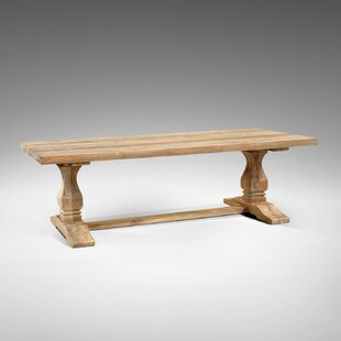Evander Solid Wood Dining Table One Allium Way