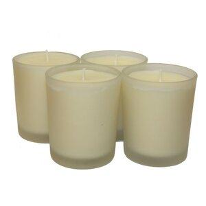 Baby Powder Votive Candle Set (Set of 4)