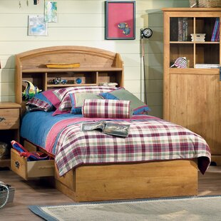 Roslindale Twin Mate's Bed with Storage