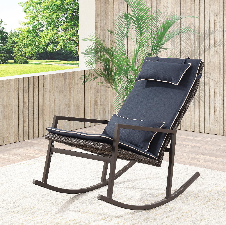 Tremberth Outdoor Rocking Chair
