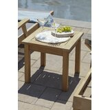 Myers Solid Wood Side Table