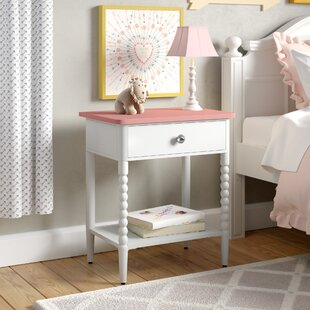 Weston 1 Drawer Nightstand by Viv  Rae