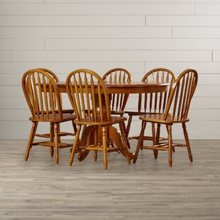 Gennevilliers 7 Piece Dining Set