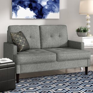 Find Celestyna Loveseat by Zipcode Design Reviews (2019) & Buyer's Guide