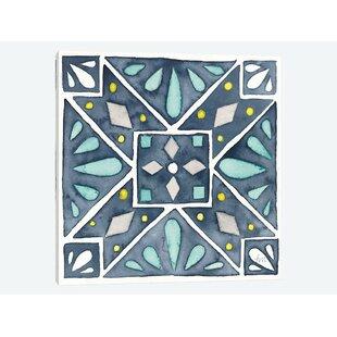Superieur Garden Getaway Tile IX Blue