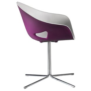 Nestor Dining Chair With Swivel By Wade Logan