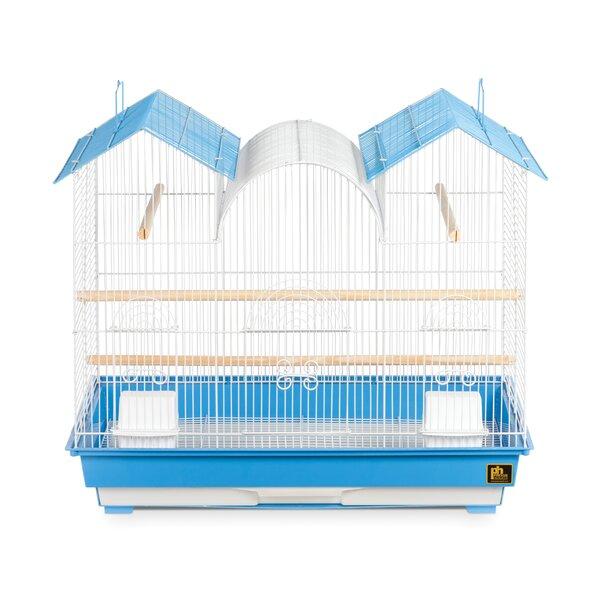 Double Roof Bird Cage Wayfair