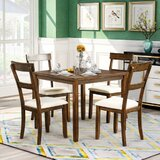 Amarria 5 - Piece Dining Set by Red Barrel Studio®