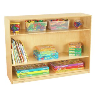 Best Reviews 36 Adjustable Mobile Bookcase by Childcraft Reviews (2019) & Buyer's Guide