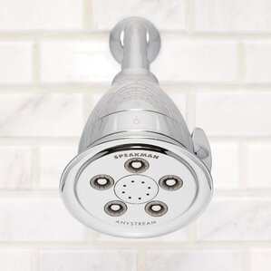 hotel pure 25 gpm filtered shower head