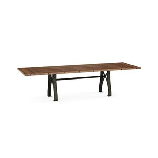 Everly Extendable Dining Table by 17 Stories Coolt