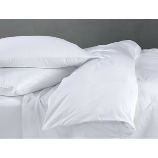 Sateen 300 Thread Count Solid Color 100% Organic Cotton Flat Sheet by Coyuchi Cheap