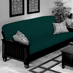 Reviews Box Cushion Futon Slipcover by Rush Furniture Reviews (2019) & Buyer's Guide
