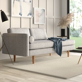 Affordable Price Gamma Chaise Lounge by Mercury Row Reviews (2019) & Buyer's Guide