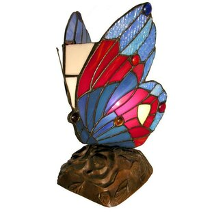 Prunty Butterfly 9.5 Table Lamp (Set of 2)