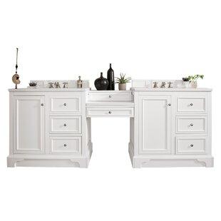 Find for Kewstoke 96 Double Bathroom Vanity Set ByAlcott Hill