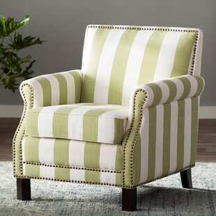 Arm Striped Accent Chairs Youu0027ll Love | Wayfair