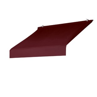 Awnings in a Box? 4 ft. W Designer Replacement Canopy by IDM Worldwide