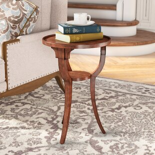Eyers End Table by Alcott Hill