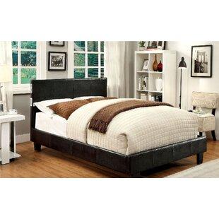 Savings Nardi Upholstered Platform Bed by Red Barrel Studio Reviews (2019) & Buyer's Guide