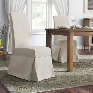 Erondelle Wood Leg Side Chair (Set of 2)