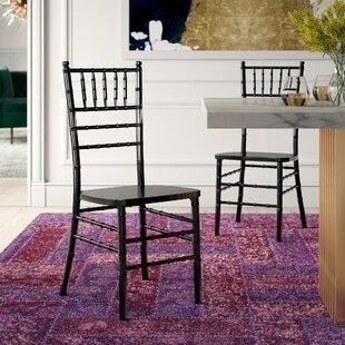 Gamble Chiavari Chair (Set of 2) by Everly Quinn
